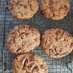 Chocolate Chip Biscuits (also called sante biscuits)